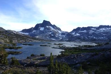 thousand island lakes.