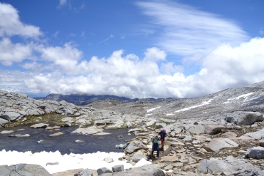 the last of the big passes in the sierras. donnahue pass