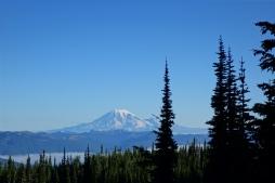 Mt St. Hellen.
