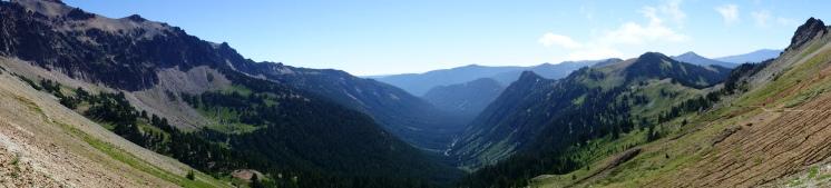 Goat Rocks Wilderness.