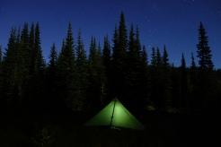 My Tent.