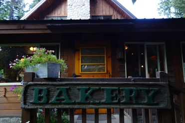 The legendary Steheken bakery. it was talked about all the way up the trail. i bought 75 dollars worth of baked goods.